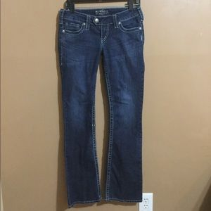 Silver Tuesday Jeans *size 28*